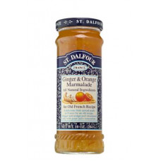 St Dalfour Ginger and Orange jam without sugar 284g