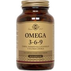 EFA Omega 3.6.9 60 Solgar Softgels