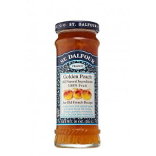 St Dalfour peach jam 284g without sugar