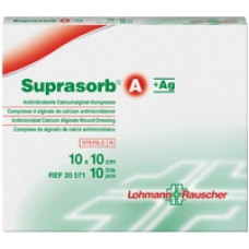 Suprasorb A+AG (10cm x 10cm) - 1pc
