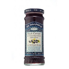St Dalfour blackcurrant jam without sugar 284g