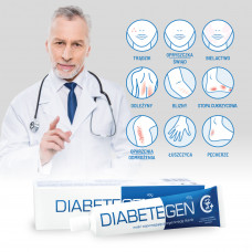 DIABETEGEN cream for tissue regeneration 15g