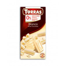 Torras White Chocolate 75 g