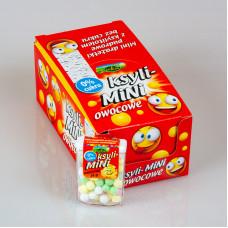 KSYLI - MINI fruit powder dragees WITHOUT SUGAR 14 G
