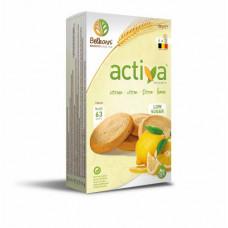 Activa Ciastka z cytryną bez dodatku cukru 150g