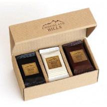 Chocolate Hills sugar-free belgian chocolates 105g