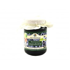Blueberry jam with xylitol 200g