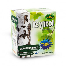 Xylitol - Finnish birch sugar (1000g)