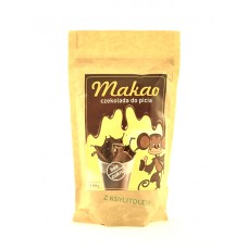 Makao drinking chocolate with xylitol 180g